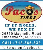 Paco's Tires